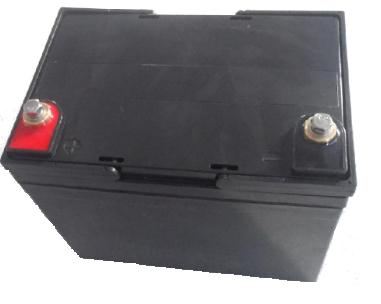 12V 32Ah U1 LiFePO4 Battery For Lawn Mower
