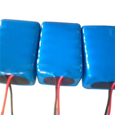6.4V 6Ah LiFePO4 Battery Pack For All-in-One Solar Street Light