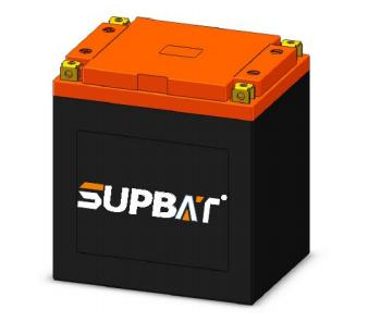12.8V 9Ah LiFePO4 High Rate Battery For Start