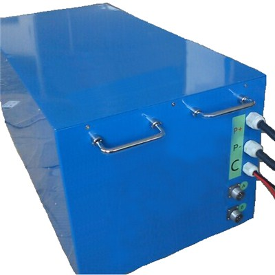 48V200Ah LiFePO4 Battery For Electric Sweeper