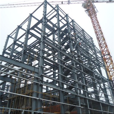 Steel Structure School
