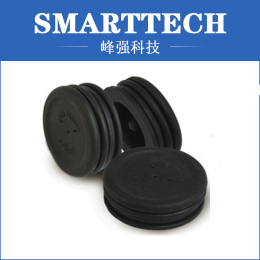 Black Rubber Cap Injection Mould Factory