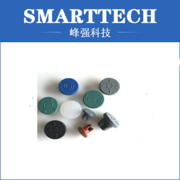 Rubber Medical Bottle Cap Moulding