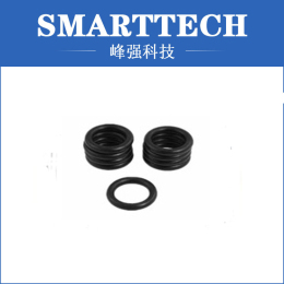 Electric Spare Parts Rubber Circle Moulding