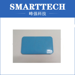 blue color cell phone mold maker
