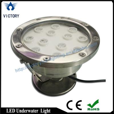 36W RGB Underwater Waterproof Led Light