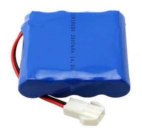 14.4V2.6Ah Li-ion Battery For Electric Sweeper Battery