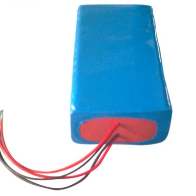 6.4V 9Ah LiFePO4 Battery Pack For All-in-One Solar Street Light