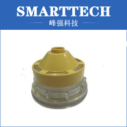 4 Cavities Shampoo Botttle Cap Mold