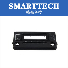 Car Accessory, Automobile Plastic Parts, Double Injection Mould