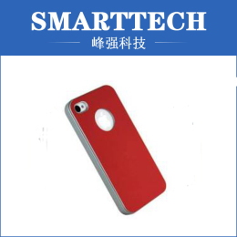 Cell Phone Shell, Red Color Phone Cover, Plastic Mold