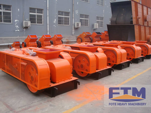 Roller Crusher For Sale/Double Teeth Roller Crusher/Roller crusher
