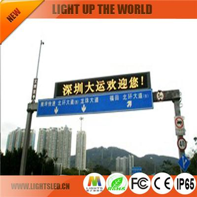 P5 Led Traffic Programmable Signs