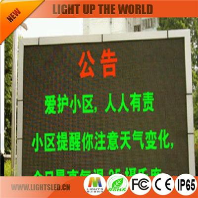 P6 Smd Led Traffic Billboard