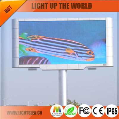 p16 led advertising screen for sale