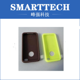 Colorful Silicone Phone Cover, Rubber Cell Phone Cover