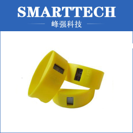 Silicone Rubber Wrist Watch Strap Custom Watch Band