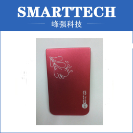 red color fashion cell phone injection mold makers