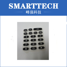 calculator silicone rubber mold , rubber mold makers