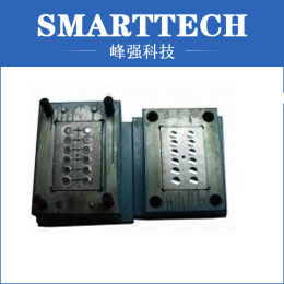 Round And Square Spare Component, Metal Component Die Casting Mold