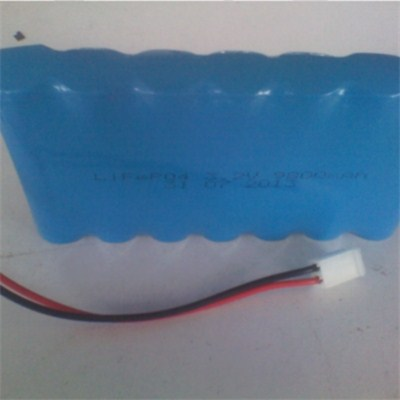 3.2V 10500mAh LiFePO4 Battery For Portable Lighting