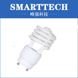 Factory Direct Supply High Quality GU9 Energy-saving Lamp Plastic Parts, Plastic Lamp Holder