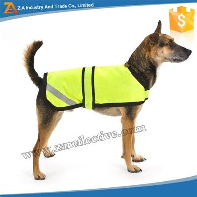 Fashion And Best Selling Dog Reflective Vest For Nighty Walking Safety