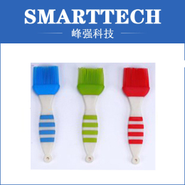 New-arrival Corlorful Silicone Rubber Brush For BBQ Oil