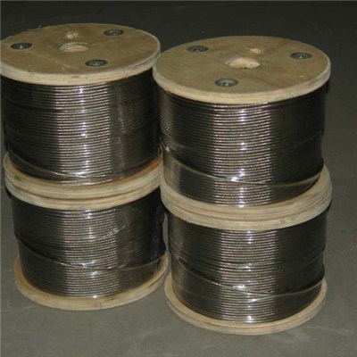 1x19 Stainless Steel Wire Rope