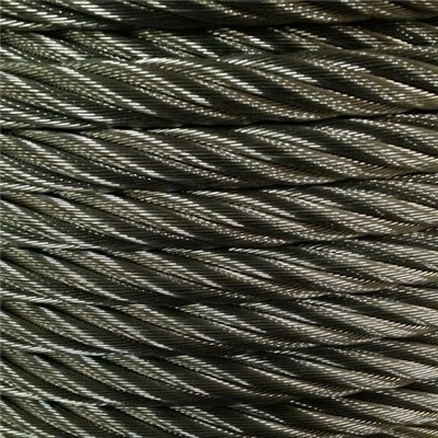 7x37 Stainless Steel Wire Rope