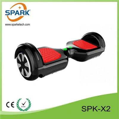 New Arrival Patent Battery Removable Two Wheels Self Balancing Scooter SPK-X2