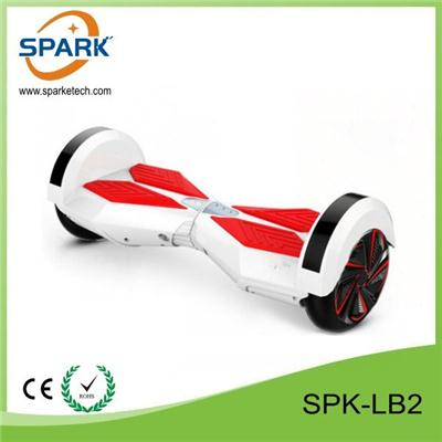LED Light On Wheel Design Bluetooth Two Wheels Self Balancing Scooter SPK-LB2