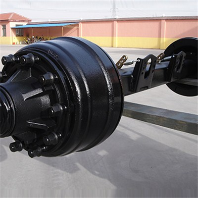 13T American Type Trailer Axle