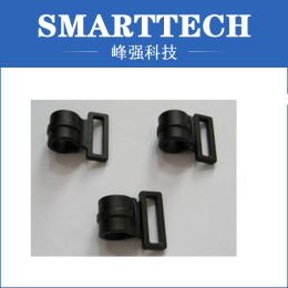 Black Color Plastic Rucksack Accessory Parts Mould