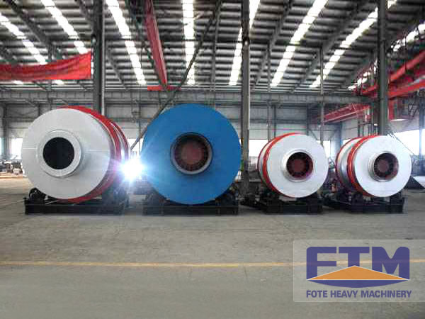 Fote Sand Rotary Dryer/Sand Rotary Dryer Supplier
