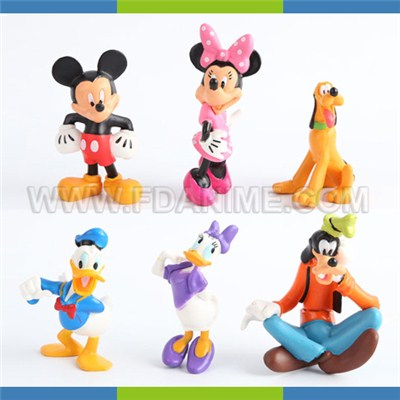 Mickey Minnie Mouse Model