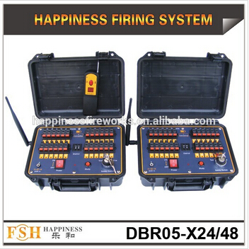 48 channels 500 M Remote Digital fireworks firing system, sequential firing system, fireworks machine, on sale(DBR05-X24/48)