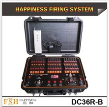 36 Cues fireworks firing system, wire /wireless control fire system,Happiness Fireworks Firing System
