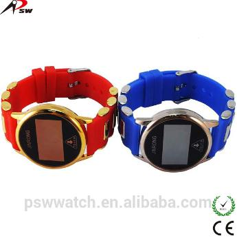 Rubber Band Led Watch
