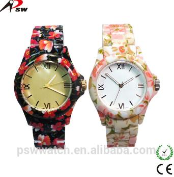 Geneva Watch Flower