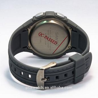 Silicone Watch For Man