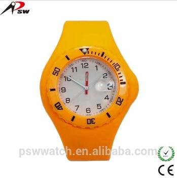 Slilicone Ice Watch