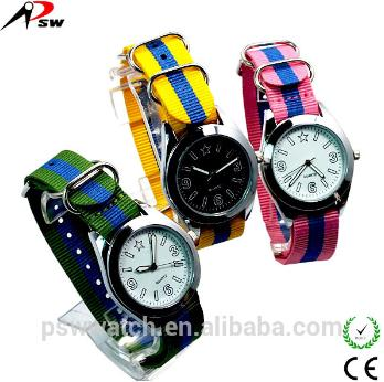 Colorful Waterproof Watch