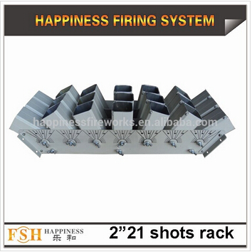 2 21 2 21 shots aluminium alloy for fireworks display show ( mortar racks)