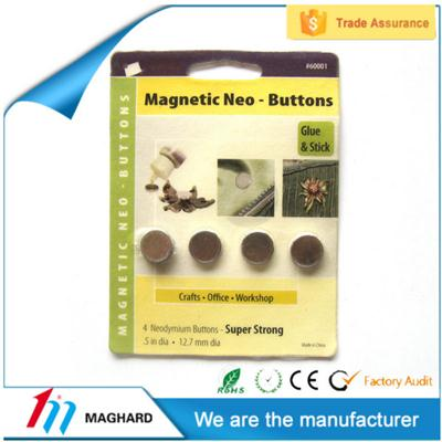 Super Strong Magnetic Buttons