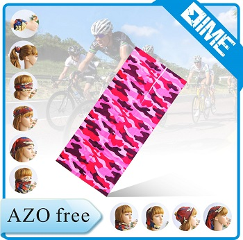Bicycles Accessories Sports Printing Seamless Bandana Scarf