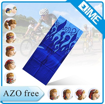 China Top Ten Selling Products Sublimation One Piece Cheap Wholesale Bandanas