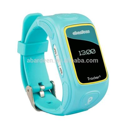 GPS LBS Double Positioning System Kids Gps Watch