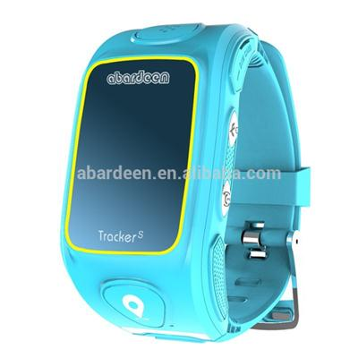 Child Smart Watch Gps Tracker With GSM SIM Card