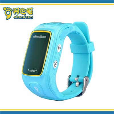Precise Positioning Kid GPS Watch